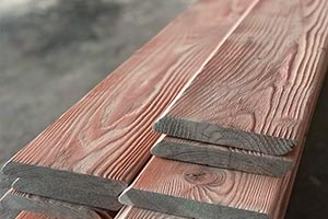 старение древесины